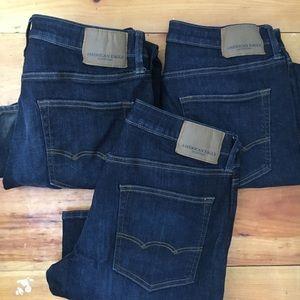 American Eagle original bootcut Jeans